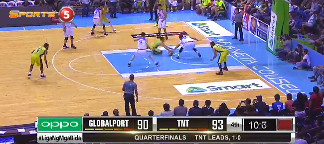 TNT KaTropa eliminates GlobalPort, 95-90 (REPLAY VIDEO) February 6