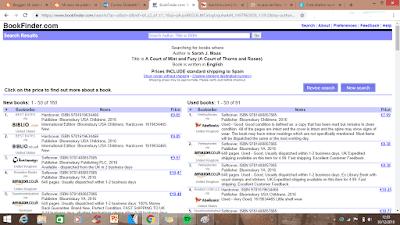 Comparador de precios de libros, Bookfinder, Dónde comprar libros baratos online