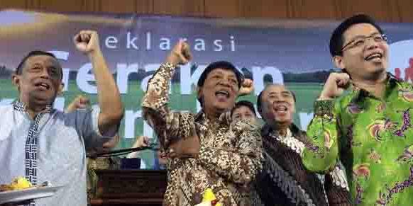 Mantan Panglima TNI Serukan Kembali ke UUD 1945 Asli