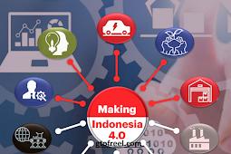 Ini Dia, 10 Prioritas Utama Pemerintah Indonesia Masuki 4IR
