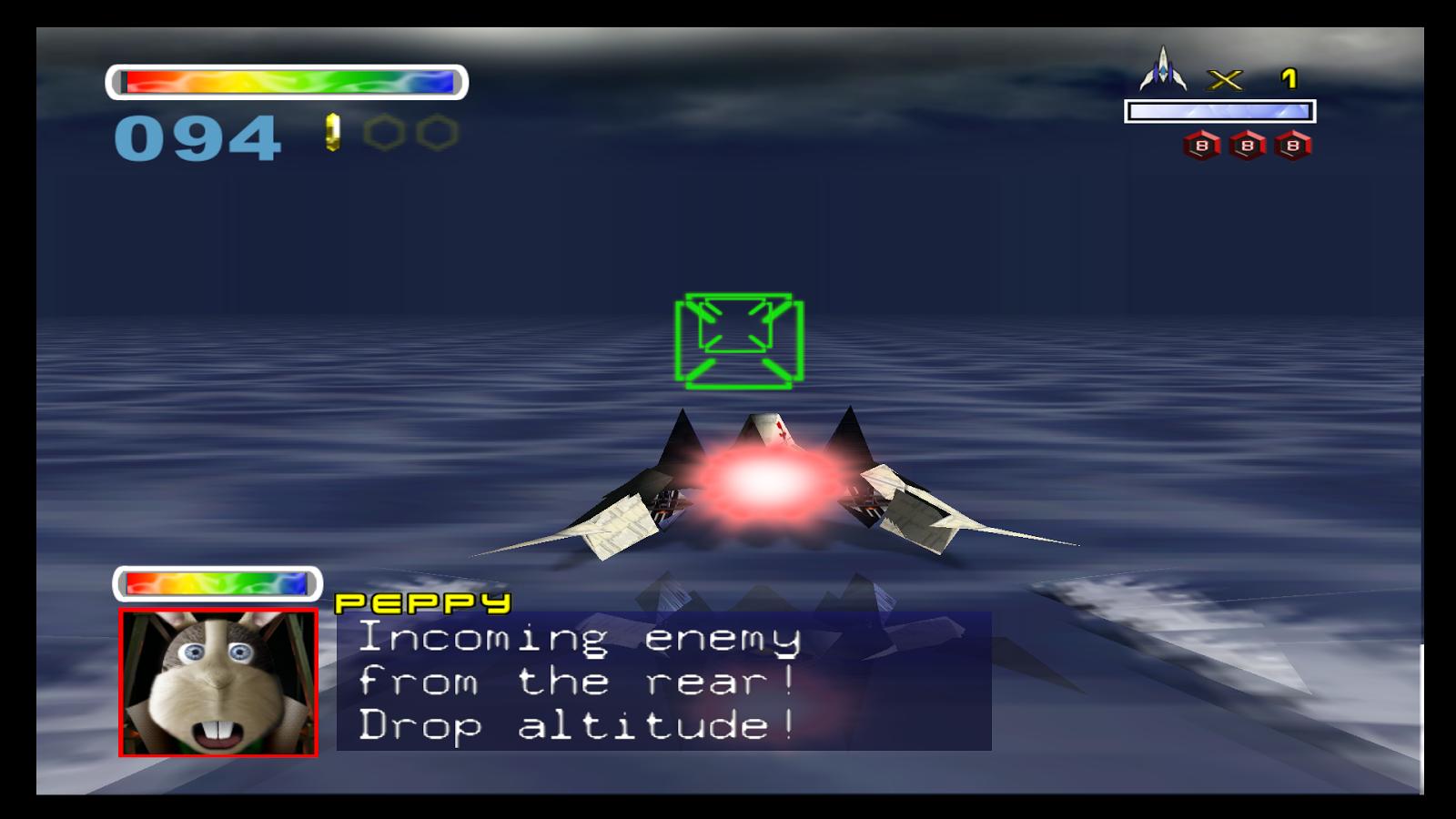 StarFox Nintendo 64