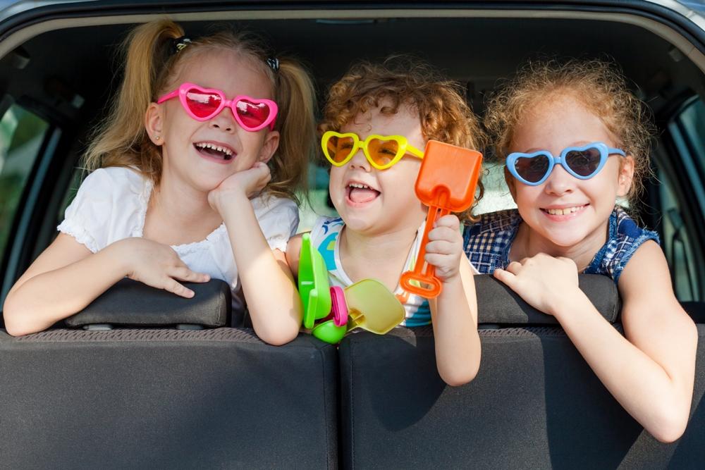 consejos para viajar por carretera con niños