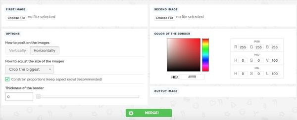 أفضل 7 أدوات مجانية علي الإنترنت لدمج الصور وجمعها معاً