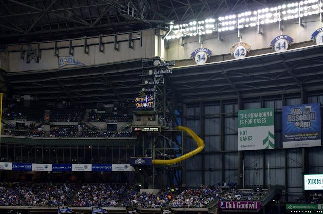 Miller Park, Milwaukee Brewers, Milwaukee