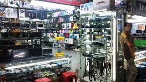 Pasar Glodok – Tempatnya Belanja Elektronik Murah