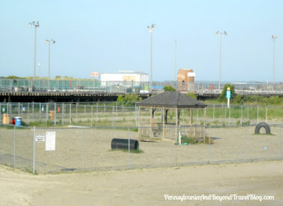 Dog Park & Playground in Wildwood New Jersey