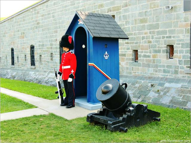 Guardia de la Ciudadela de Quebec