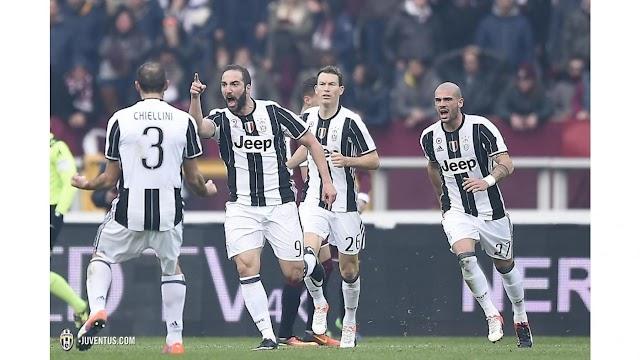 Torino é bianconera. Torino é de Higuaín!