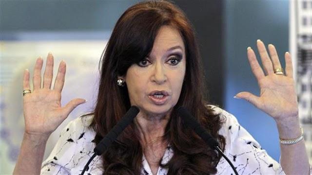 Former Argentinean president Cristina Fernandez de Kirchnert charged in corruption case