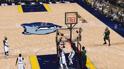 NBA 2K14 Court Patch