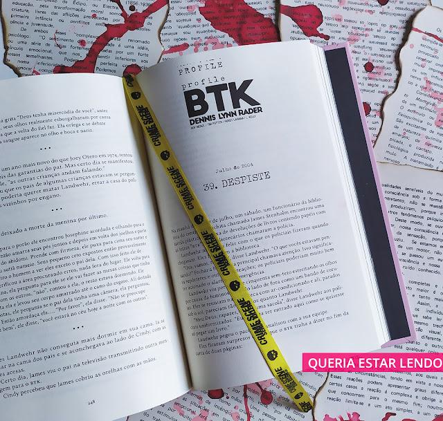 Resenha: BITK Profile: Máscara da Maldade