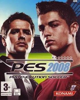 Higly compressed Games: PES 2008 Download Pro Evolution