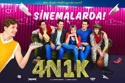 فيلم الحب الأول 4N1K