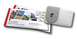 Les chèques-vacances vous permettent d'avoir des badges de télépéage sans payer un abonnement mensuel