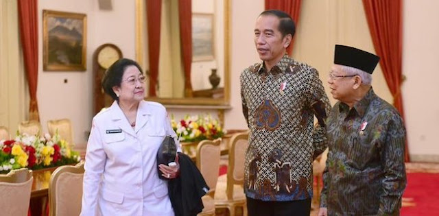 Jokowi: Demi Pancasila, Jadi Sobat Ambyar Nggak Masalah