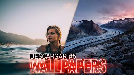 El MEJOR Pack de WALLPAPERS 2021 #5