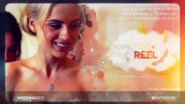Wedding Reel[Videohive][After Effects][20287518]