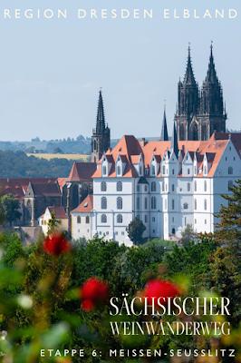 Sächsischer Weinwanderweg | Etappe 6 Von Meißen bis Diesbar-Seußlitz | Wandern in Sachsen | Region Dresden-Elbland 30