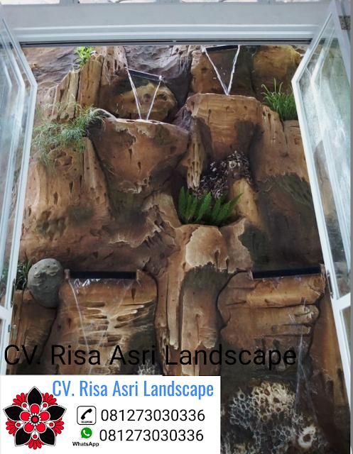 Tukang kolam tebing surabaya | jasa pembuatan kolam tebing di surabaya