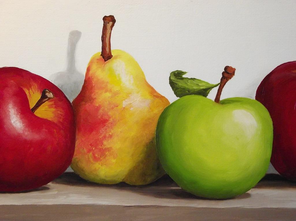 Im genes arte pinturas bodegones al leo pinturas de - Fotos de bodegones de frutas ...