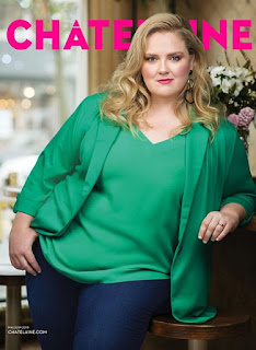 chatelaine magazine cover
