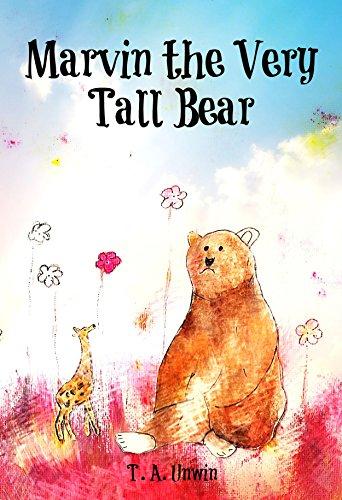 Marvin the Very Tall Bear