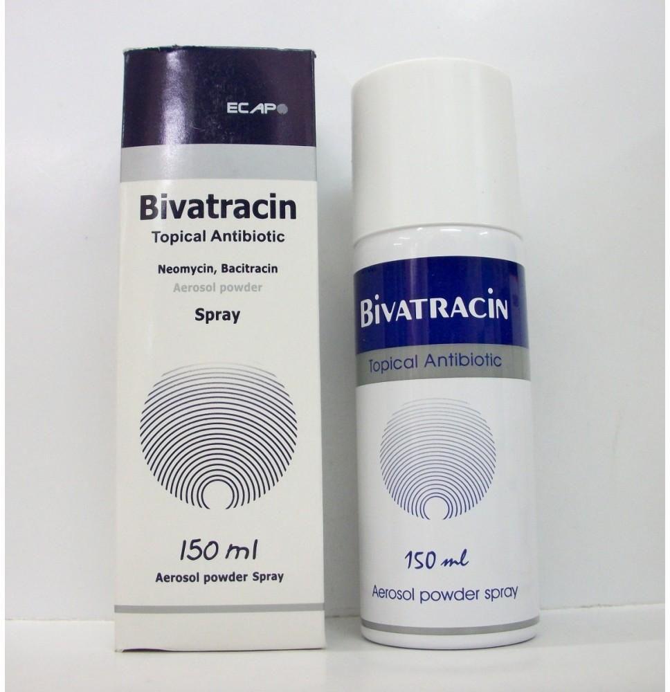 سعر ودواعي استعمال بخاخ بيفاتراسين Bivatracin للاكزيما