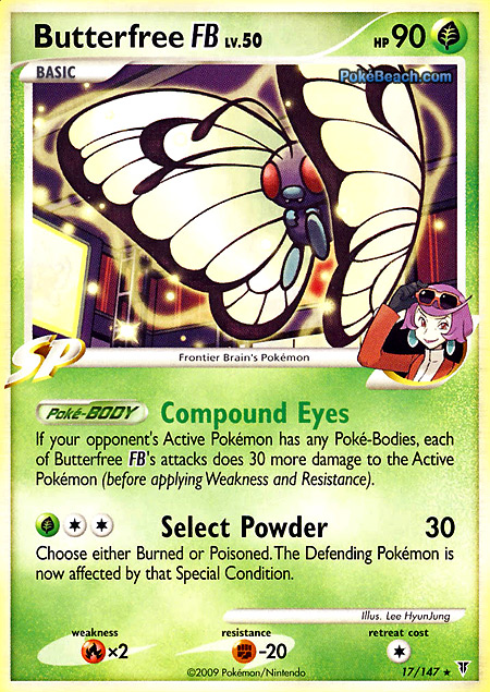Butterfree FB -- Supre...