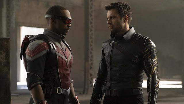 Disney+ Brings Marvel to the Super Bowl With 'The Falcon and the Winter Soldier' Trailer
