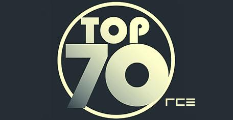 Los Top 70 (Semana 1-8 DIC 2019)