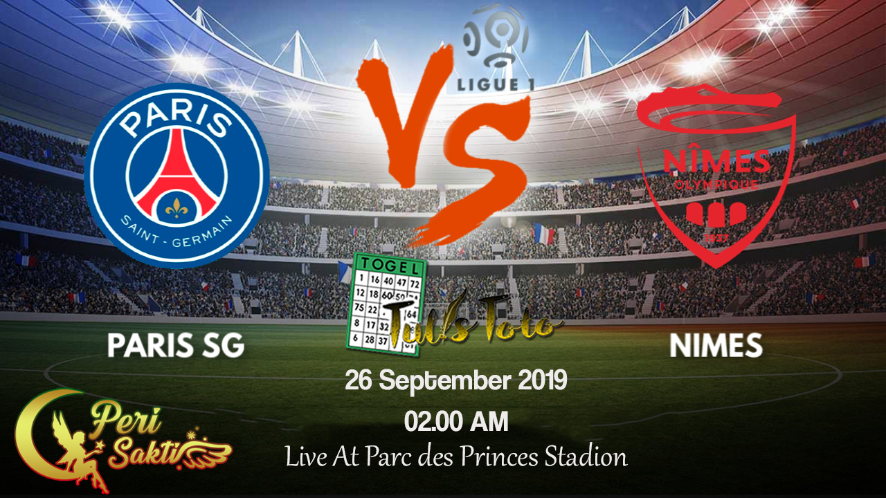 Prediksi Paris Saint Germain vs Reims 26 September 2019