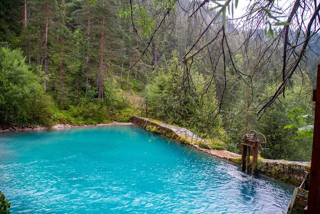 Silberkarklamm Rundweg Wilde Wasser und Klettersteige  Ramsau am Dachstein   Hias-Klettersteig  Siega-Klettersteig 02