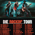 Whiskey Myers Rock Worldwide On International 2019 Die Rockin' Tour