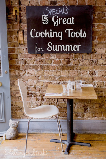 Make summer cooking easier with these five kitchen tools