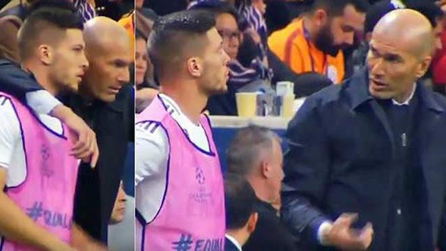 Zidane gặp sự cố với SAO trẻ Real: Cộng đồng mạng bóc mẽ không biết huấn luyện 1