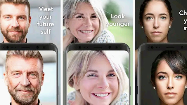 5 Aplikasi Untuk Edit Foto Wajah Tua Yang Lagi Viral di Instagram