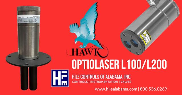 Hawk Measurement OptioLaser L100 and L200