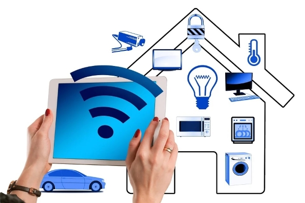 impianto domotico-casa-internet-wifi