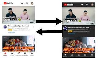 Cara Mengaktifkan dan Menonaktifkan Mode Malam atau Dark Mode di Aplikasi Youtube
