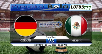 Prediksi Jerman Vs Meksiko 17 Juni 2018