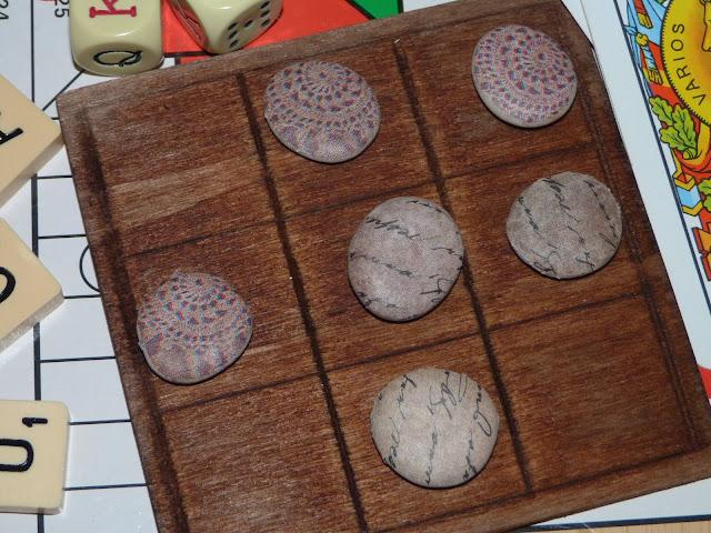 isabelvintage-vintage-juego-tres en raya-madera-piedras