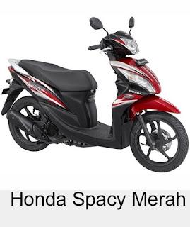 Sepeda Motor Spacy 1