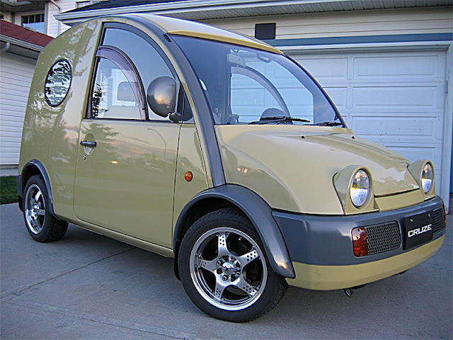 The ugliest cars in the world