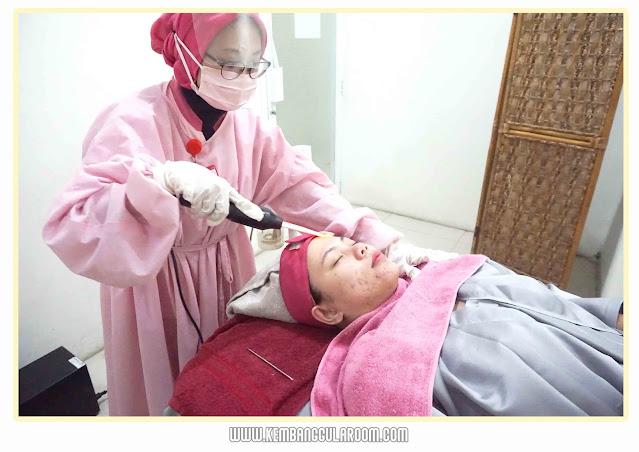 Treatment di Vidiz Baniar