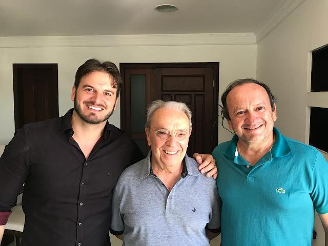 Resultado de imagem para Prefeito de Touros e vice-prefeita de Jaçanã estão com Geraldo para Senador