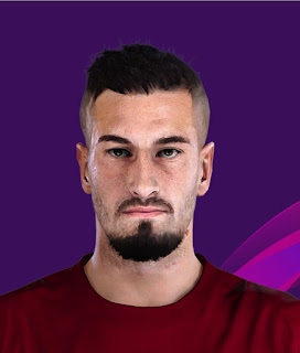 PES 2020 Faces Erick Cabaco by Lucas Facemaker