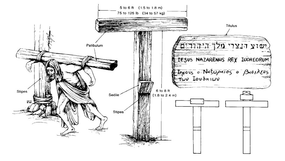 ARAMAIC NEW COVENANT ISSUES: STAKE       or       CROSS       or BOTH ?
