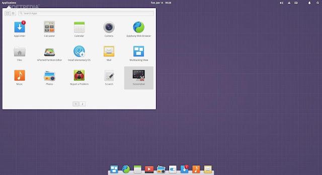 """elementary OS 0.4 """"Loki"""" Beta"""