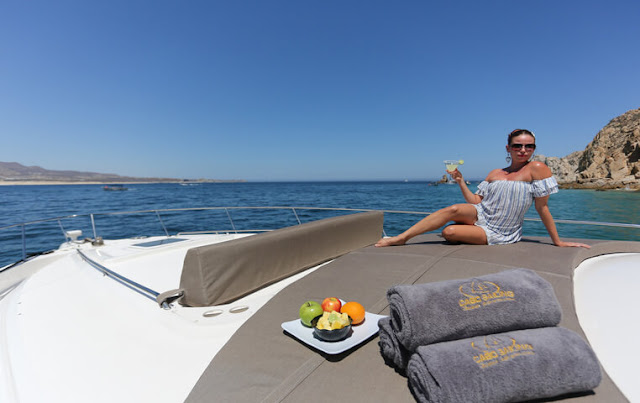 Private Yacht in Cabo San Lucas