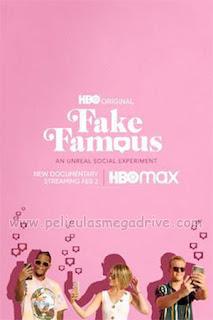 Fake Famous: Un Experimento Social Irreal (2021) [Latino-Ingles] [1080P] [Hazroah]